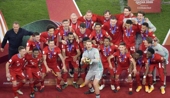 FIFA Kulüpler Dünya Kupası Bayern Münih'in