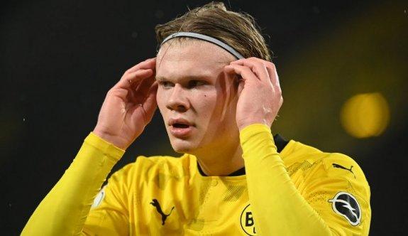 """Futbolun """"ezber bozan"""" yıldızı: Erling Haaland"""