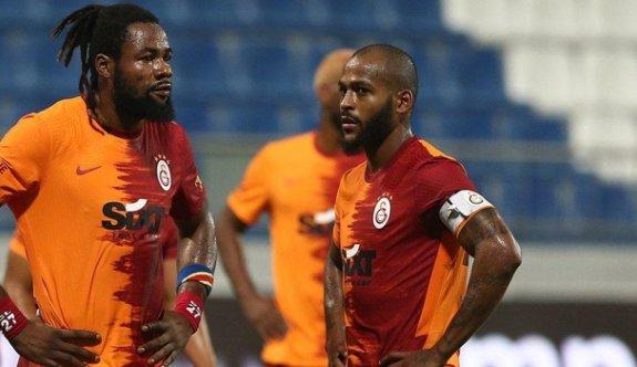 Galatasaray defansı geçit vermiyor