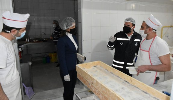 Girne'de 4 işyerinin faaliyeti durduruldu