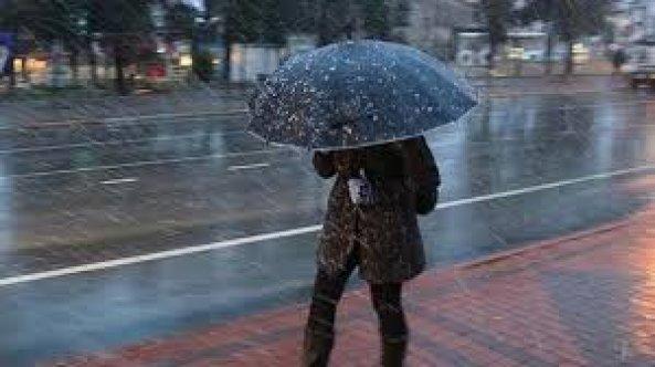 Hafta başından itibaren yağmur bekleniyor