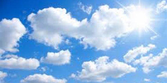 Hava hafta boyunca az bulutlu olacak