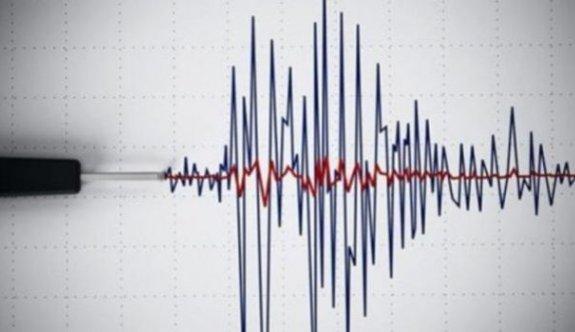İzmir'de peş peşe 4 deprem