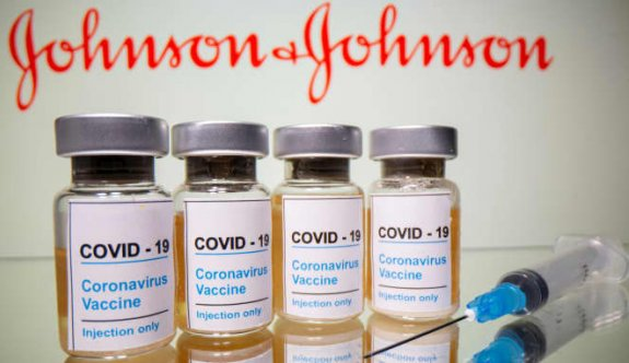 Johnson & Johnson aşı için AB'ye başvurdu