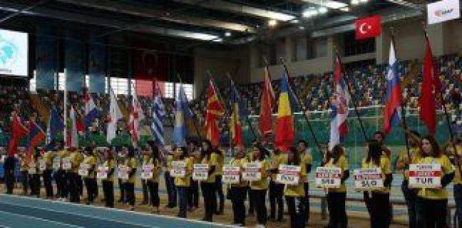 Kıbrıslı atletler, Türkiye'de yarışıyor