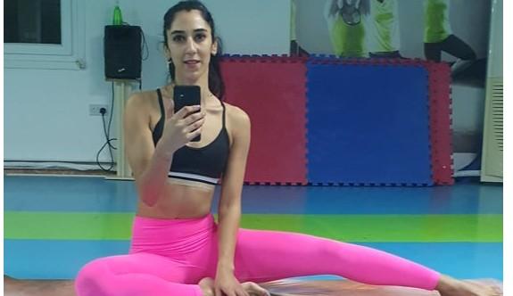 Lema'nın tercihi trx ile yoga