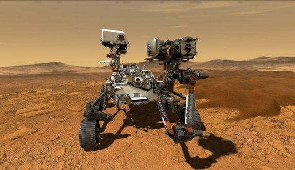 Mars'a tarihi iniş