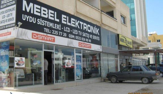 Mebel Elektronik'te 3 kişi pozitif çıktı