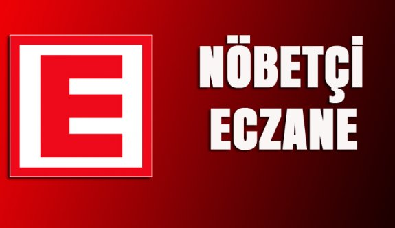 Nöbetçi Eczaneler (13 Şubat 2021)