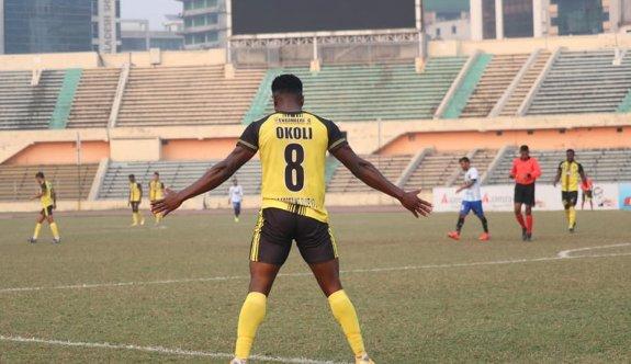 Okoli'nin golü galibiyet için yetmedi
