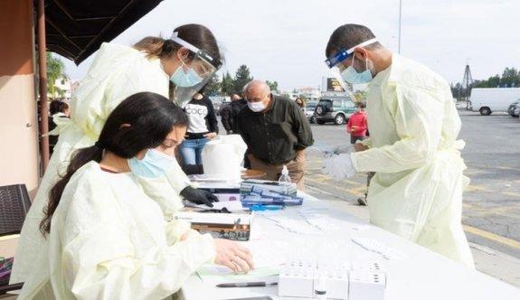 Pazar yeri, kuaför, berber ve güzellik salonu çalışanları için PCR testleri yapılacak