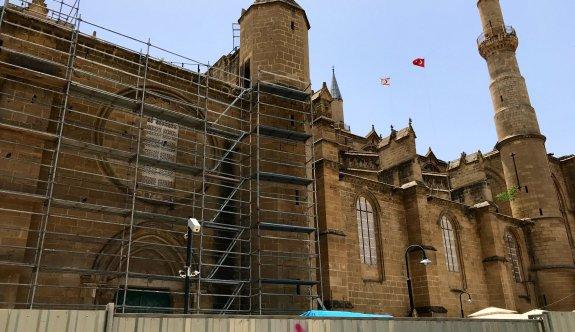 Selimiye Camisi'nin restoresine 5 milyon Euro