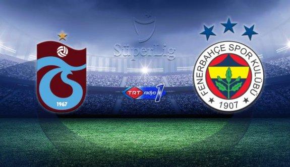 Süper Lig'de dev maç