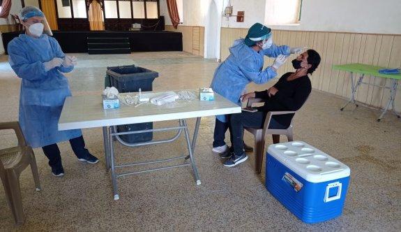 Yeniboğaziçi bölgesinde yapılan PCR testlerinin tamamı negatif