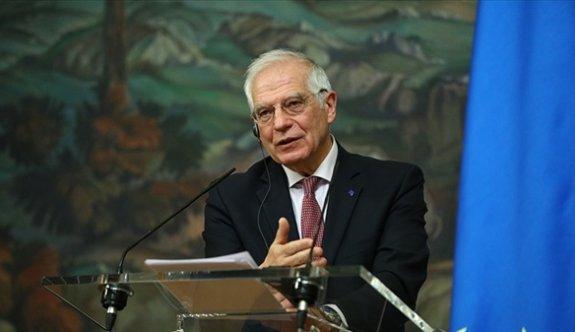 """""""AB, Kıbrıs çözüm sürecinin BM himayesi altında yeniden başlamasını destekliyor"""""""
