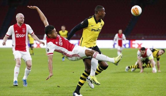 Ajax tur kapısını araladı