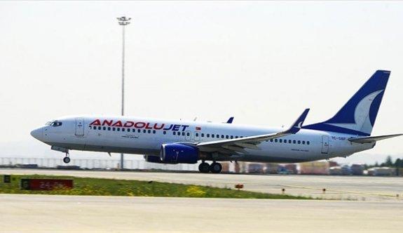 AnadoluJet'ten KKTC uçuşlarına özel yüzde 30 indirim