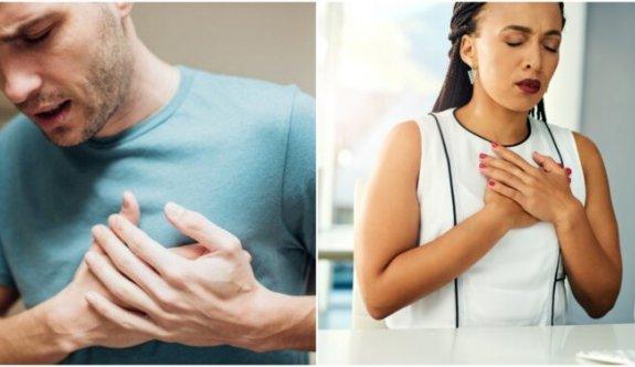 Asla Görmezden Gelmemeniz Gereken 7 Göğüs Ağrısı Tipi