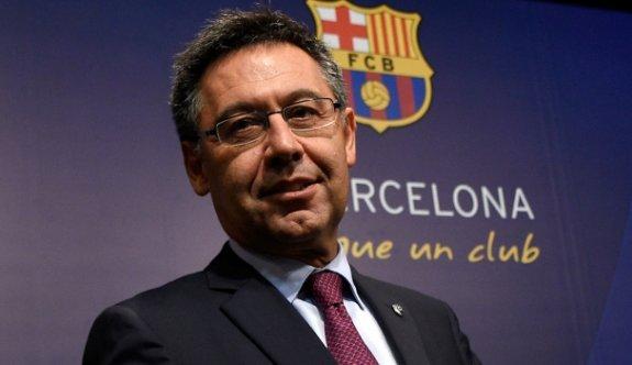 Barcelona'nın eski başkanı Bartomeu gözaltına alındı
