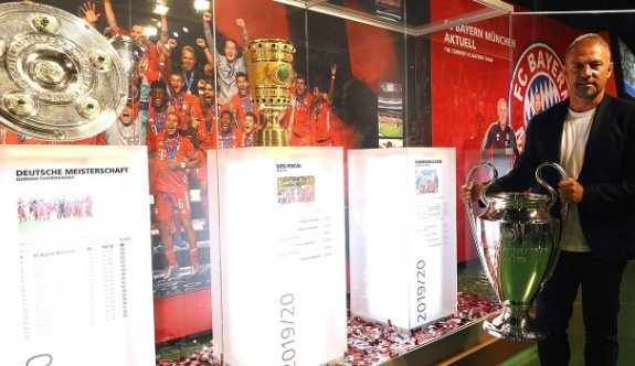 Bayern Münih'te Hansi Flick etkisi