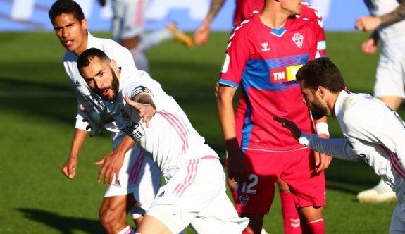 Benzema Real'e hayat verdi