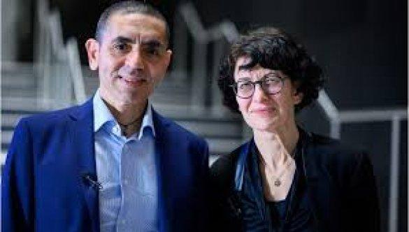BioNTech kurucularından yeni hedef;  İnsan ömrü uzatılabilir