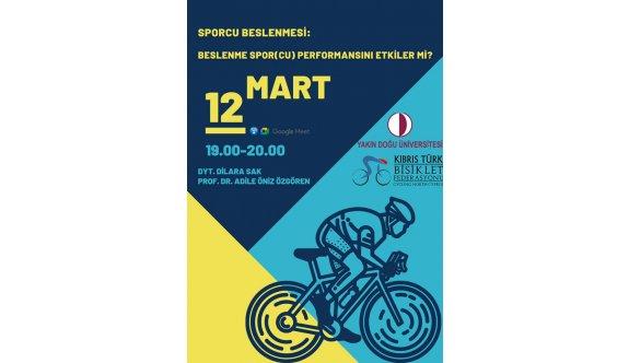 Bisiklette seminer zamanı
