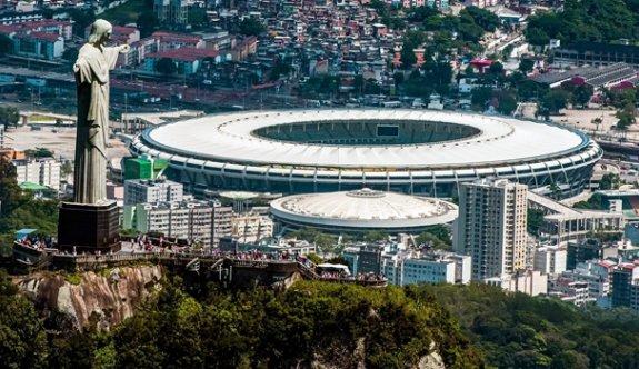 Brezilya'da 'Maracana' tartışması
