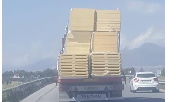 Bu nasıl yük taşıma?