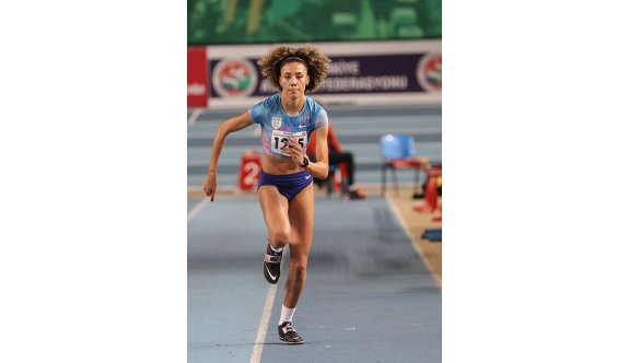 Buse'nin hedefi olimpiyat