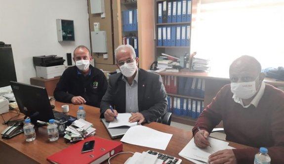 Çağ-Sen ile Mehmet Salih Havalı Ticaret Ltd. arasında toplu iş sözleşmesi