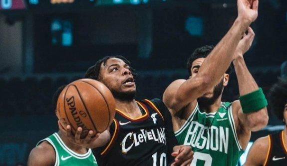 Cedili Cavaliers, Celtics'i yıktı