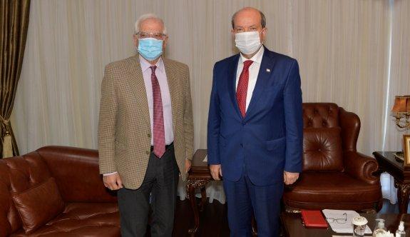 'Çetin' görüşme