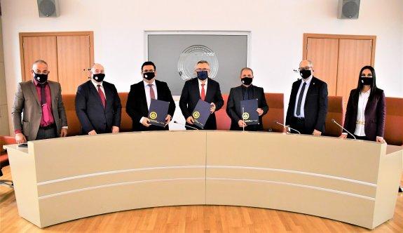 DAÜ'de toplu iş sözleşmesi imzalandı