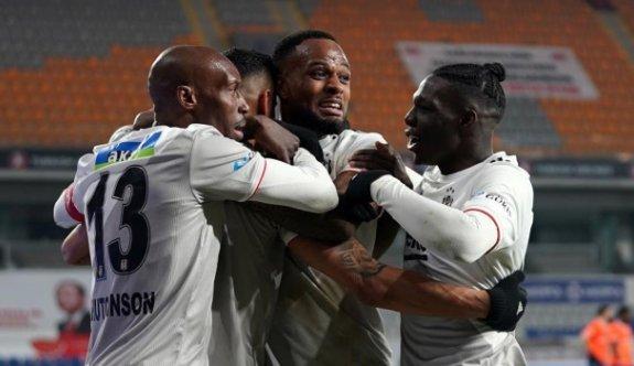 Düelloda kazanan Beşiktaş