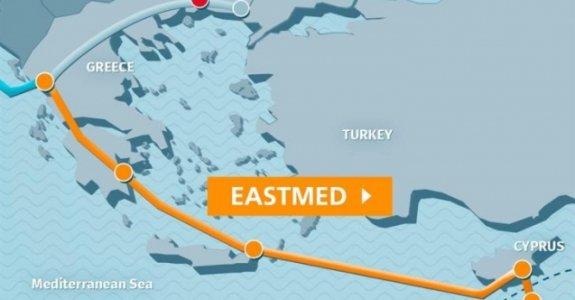 EastMed boru hattının güzergah bilmecesi sürüyor