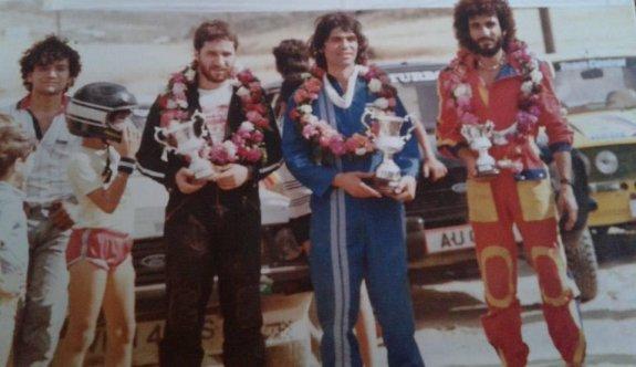 Efsane Karaca, 35 yıl yarıştı