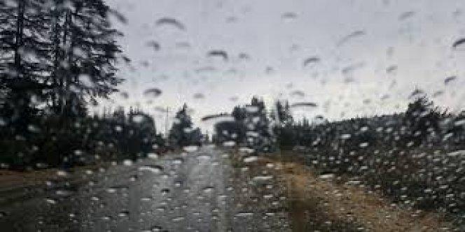 En çok yağış Karpaz bölgesine düştü
