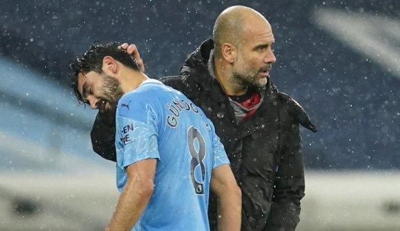 Guardiola ve İlkay'dan rekor