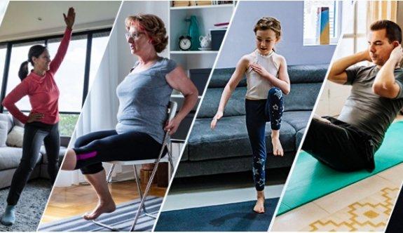 Halilibrahim: Sıkıntılar fiziksel aktiviteyle çözülür