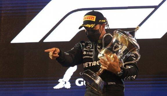 Hamilton, Schumacher'in rekorunu kırdı