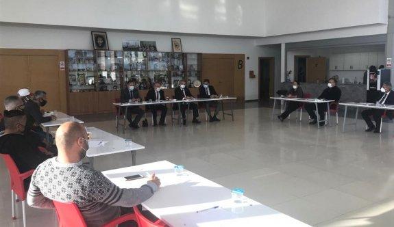 İçişleri Bakanlığı, Güney Mesarya'da vatandaşların sorunlarını dinledi