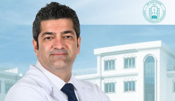 Kardiyoloji alanında Türkiye'nin sayılı isimlerinden Prof. Dr. Gül Girne Üniversitesi Hastanesi'nde