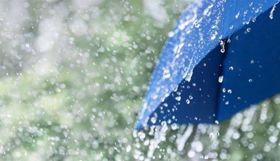 Karpaz bölgesine metrekareye 10 kg yağış