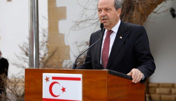 """""""Kıbrıs Türkler asla 1960 anlaşmalarının gerisine gitmeyecek"""""""