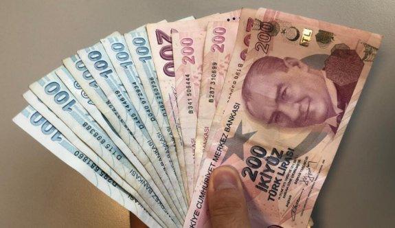 Maliye'den Mart ayında 723 milyon TL'lik ödeme