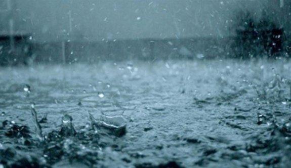 Metrekareye 1 kilo yağış