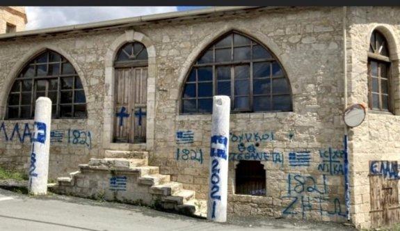 Rum hükümeti Limasol'daki camiye yapılan saldırıyı kınadı