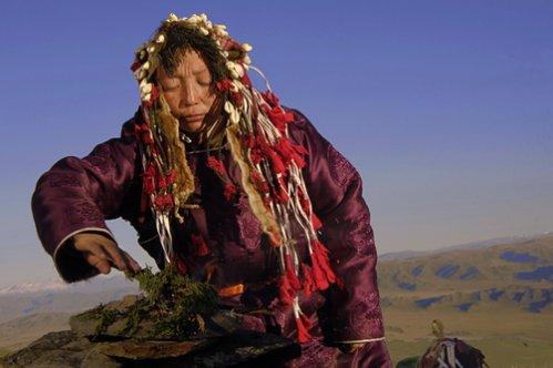 Şaman Tedavi Yöntemleri