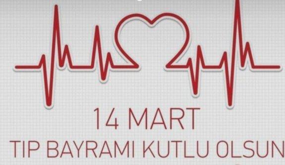 Sapsızoğlu, Tıp Bayramını kutladı